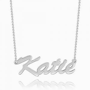 Personalized Classic Name Necklace